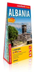 Express Map - Albanie - 1/280 000.