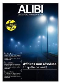 Marc Fernandez et Paolo Bevilacqua - Alibi N° 1, printemps 2020 : Affaires non résolues - En quête de vérité.