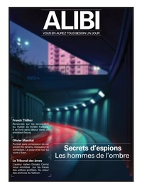 Marc Fernandez et Paolo Bevilacqua - Alibi N° 3, automne 2020 : Secrets d'espions.