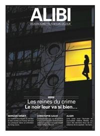 Marc Fernandez et Paolo Bevilacqua - Alibi N° 6, été 2021 : Les reines du crime - Le noir leur va si bien....