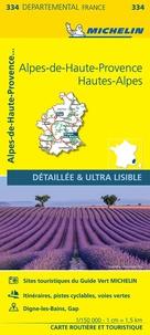 Michelin - Alpes-de-Haute-Provence, Hautes-Alpes - 1/150 000.