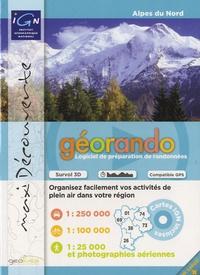 IGN - Alpes du Nord - DVD.