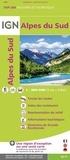 IGN - Alpes du Sud - 1/200 000.