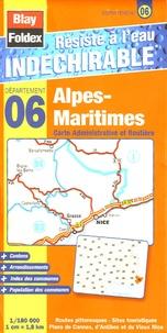 Alpes-Maritimes - 1/180 000 Carte Administrative et Routière.pdf