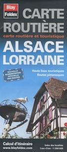 Blay-Foldex - Alsace Lorraine - 1/200000.