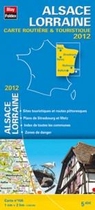 Blay-Foldex - Alsace Lorraine - 1/200 000.