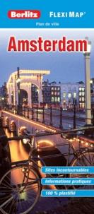 Berlitz - Amsterdam - Plan de ville.