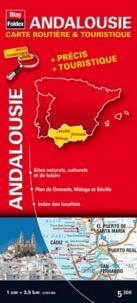 Blay-Foldex - Andalousie - 1/350 000.