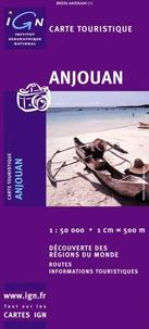 IGN - Anjouan Archipel des Comores - 1/50 000.