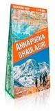 TerraQuest - Annapurna, Dhaulagiri - 1/110 000.