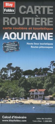 Blay-Foldex - Aquitaine - 1/200000.