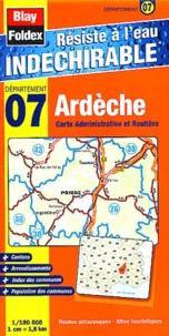 Ardèche - Carte administrative et routière, 1/180 000.pdf