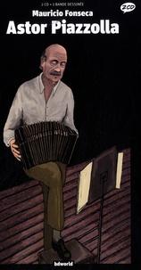 Mauricio Fonseca - Astor Piazzolla. 2 CD audio