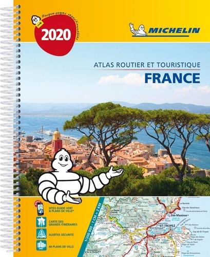 Atlas routier et touristique France. 1/200 000  Edition 2020