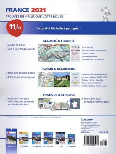Atlas routier et touristique France. 1/200 000  Edition 2021