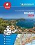 Michelin - Atlas routier et touristique France - 1/200 000.
