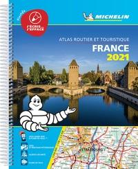 Michelin - Atlas routier et touristique France - 1/250 000.