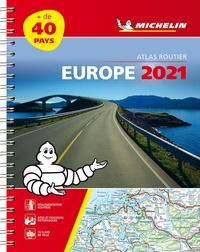 Michelin - Atlas routier Europe - Avec plus de 40 pays.