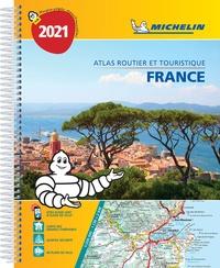 XXX - ATLAS ROUTIER France 2021 (A4-Spirale).