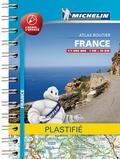 Michelin - Atlas routier France plastifié - 1 : 1 000 000.