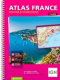 IGN - Atlas routier & touristique France - 1/320 000.