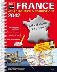 Blay-Foldex - Atlas routier & touristique plastifié France - 1/250 000.