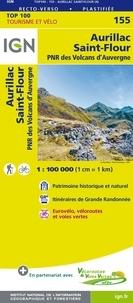 IGN - Aurillac St-Flour - 1/100 000.