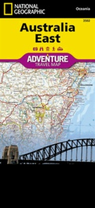 National Geographic - Australia East - 1/1 970 000.
