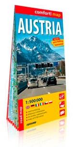 Express Map - Austria - 1/500 000.