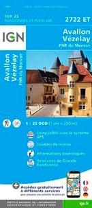 Avallon Vézelay PNR du Morvan - 1/25 000.pdf