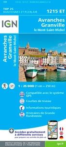 Avranches, Granville - Le Mont-St-Michel : 1/25 000.pdf