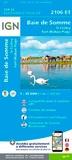 IGN - Baie de Somme/Le Crotoy, Fort-Mahon-Plage.