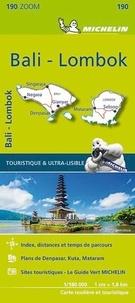 Michelin - Bali-Lombok - 1/180 000.