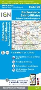 Barbézieux-Saint-Hilaire, Baignes-Sainte-Radegonde - 1/25 000.pdf