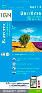 Barrême - Vallée de lAsse, PNR du Verdon : 1/25 000.pdf