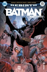François Hercouët - Batman Bimestriel N° 2, septembre 2019 : .
