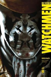 Brian Azzarello et Lee Bermejo - Before Watchmen Tome 3 : Rorschach.