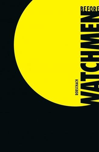 Before Watchmen Tome 3 Rorschach