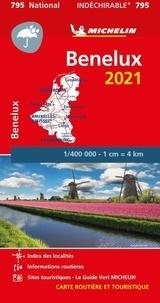 Michelin - Benelux - 1/400 000.