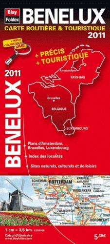 Blay-Foldex - Benelux - 1/350 000.
