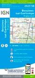 IGN - Bessines-sur-Gartempe, Magnac-Laval - 1/25 000.
