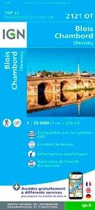 Blois, Chambord, Cheverny - 1/25 000.pdf