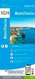 IGN - Bonifacio - 1/25 000.