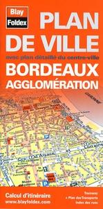 Blay-Foldex - Bordeaux agglomération - Plan de ville.