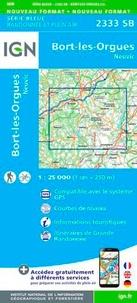 Bort-les-Orgues, Neuvic - 1/25 000.pdf