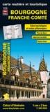 Blay-Foldex - Bourgogne Franche-Comté - 1/200 000.