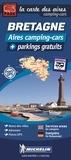 Trailer's Park - Bretagne, aires camping-cars et parkings gratuits - 1/200 000.