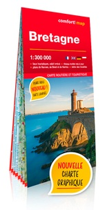Express Map - Bretagne - 1/300 000.