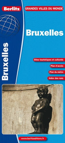 Berlitz - Bruxelles - 1/15 000.