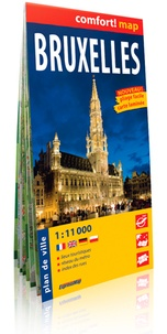 Express Map - Bruxelles - 1/11 000.